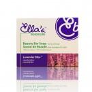 Ella's Lavender Bliss zeep voor lichaam en gezicht 120 gram