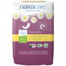 Natracare Maandverband Normal Maxi pads 14 stuks